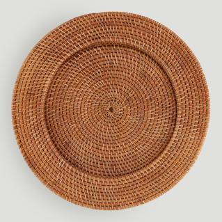 rattan-charger